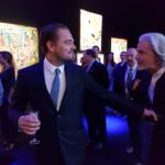 THE HOST LEONARDO DICAPRIO AND DR. HERMANN BÜHLBECKER HAS A LONG-STANDING, FRIENDLY RELATIONSHIP.