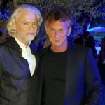 HERMANN BÜHLBECKER AND SEAN PENN ARE INVOLVED IN MANY SOCIAL PROJECTS AND EXCHANGED VIEWS ON THE GALA.