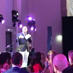 KEVIN ROBERT FROST, AMFAR FOUNDATION'S CHIEF EXECUTIVE OFFICER, THANKED EVERYONE PRESENT FOR COMING AND SUPPORTING THEM.