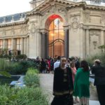 THE PETIT PALAIS WAS BUILT FOR THE 1900 WORLD'S FAIR. TODAY IT REGULARLY HOSTS VARIOUS EVENTS AND EXHIBITIONS.